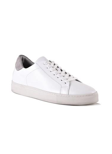 Black Noble Spor Ayakkabı Beyaz